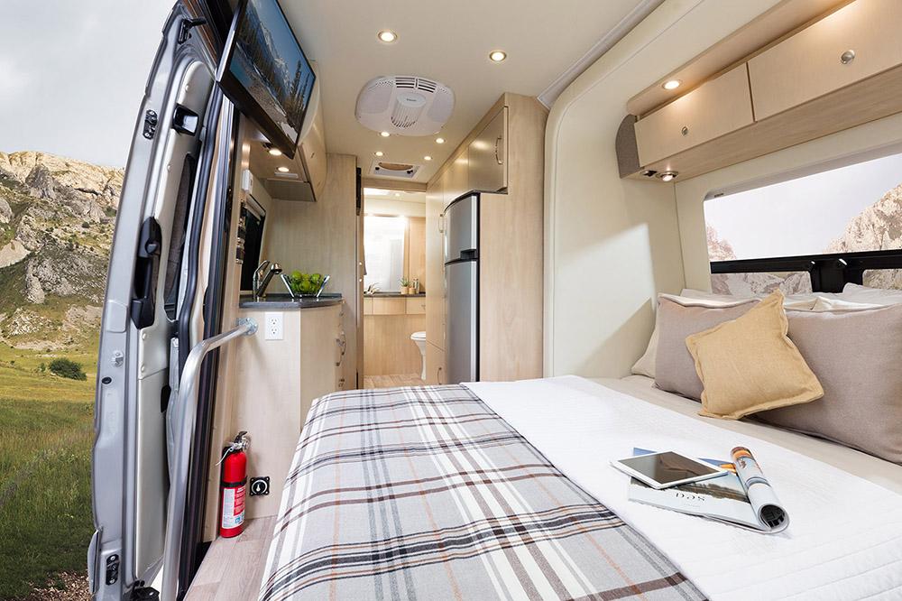 Leisure Vans Freespirit SS Bed