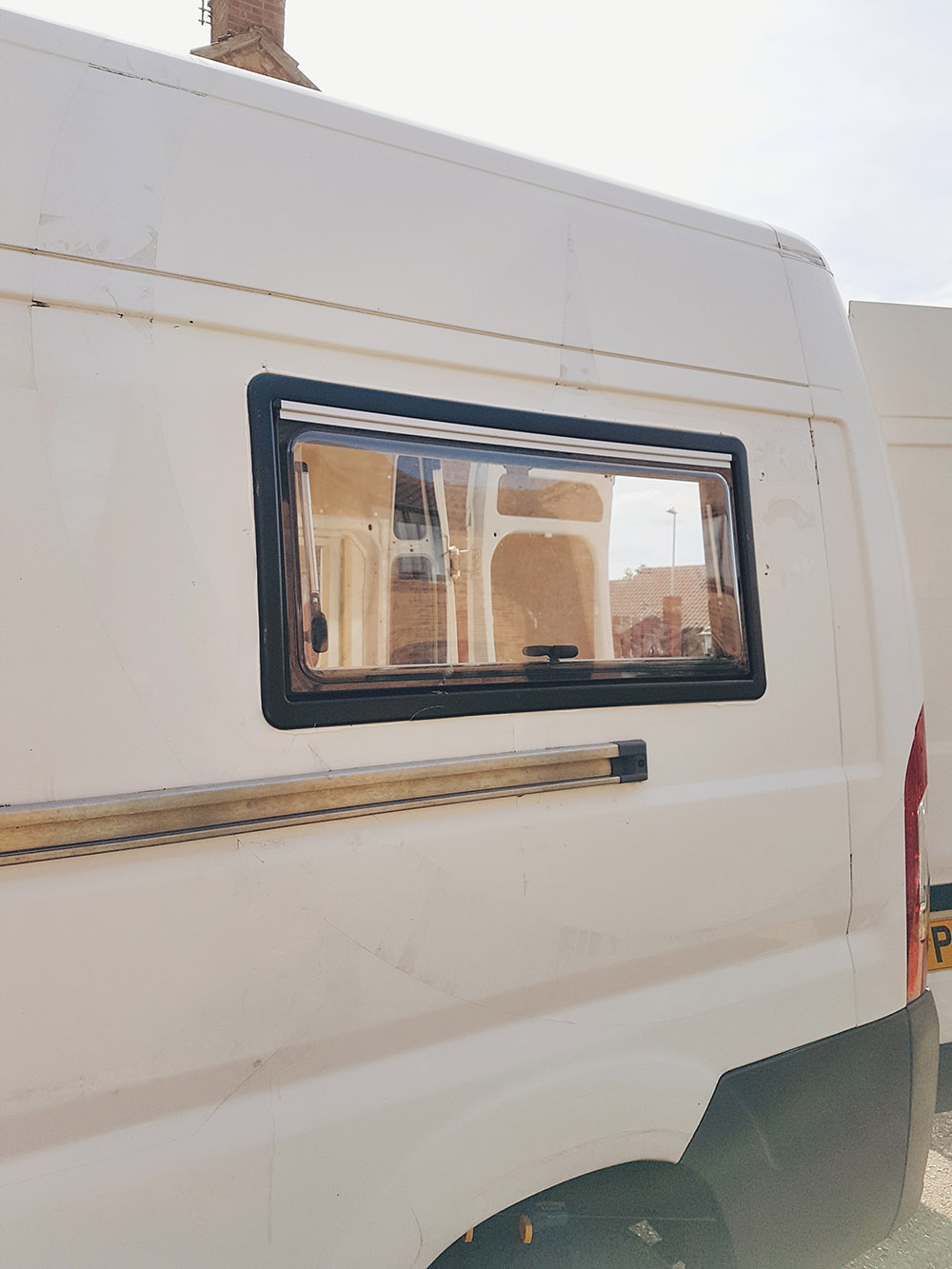 Van Conversion How To Fit Seitz Windows Adventures In A