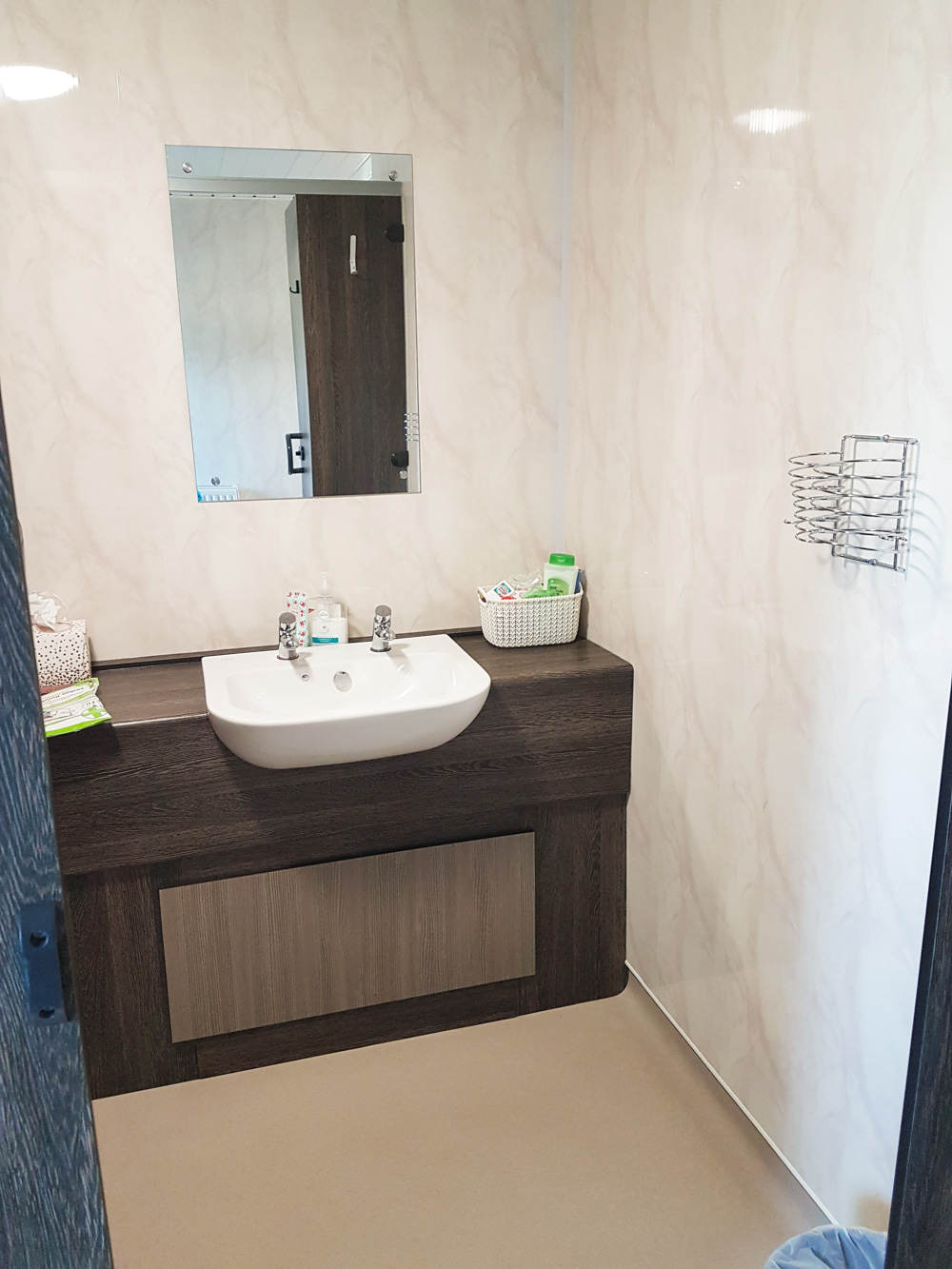 Bryn Ednyfed Campsite - Toilet Block