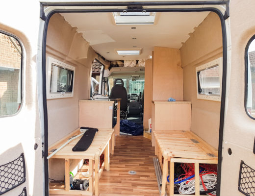 Campervan Kitchen