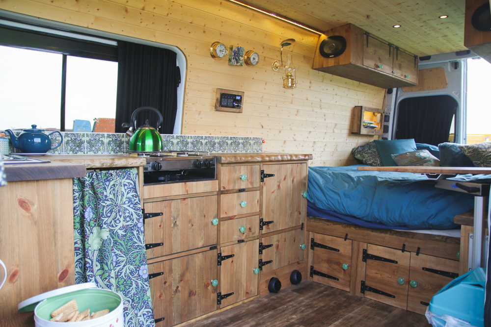 Camp Quirky 2018 Campervans