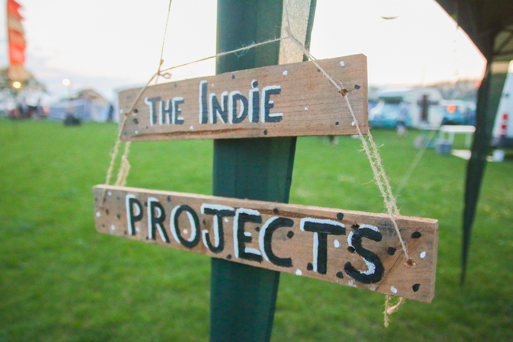 Camp Quirky 2018 The Indie Projects