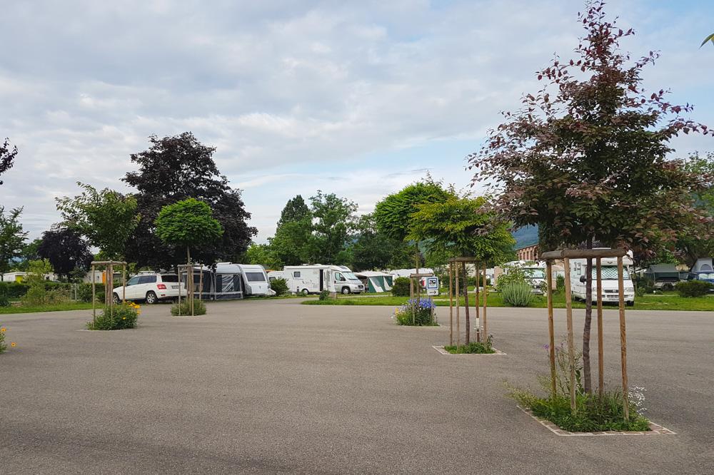 Camping Medieval Colmar