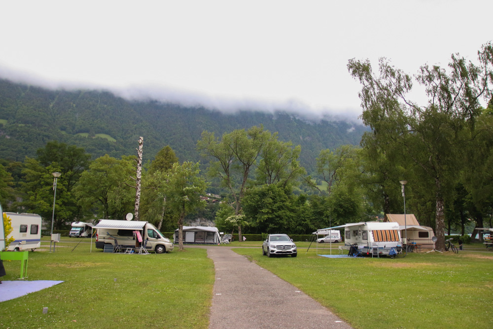 TCS Camping Bönigen - Interlaken