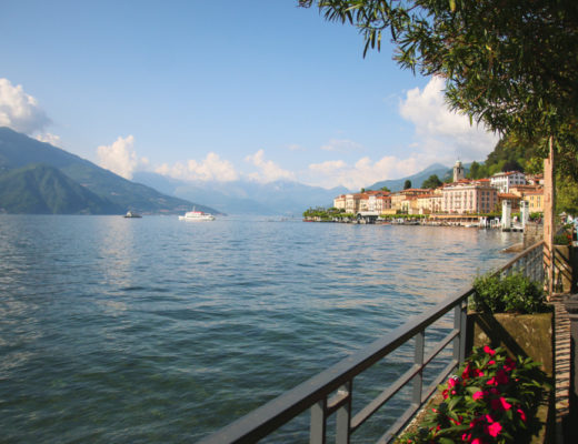 View of Bellagio, Lake Como