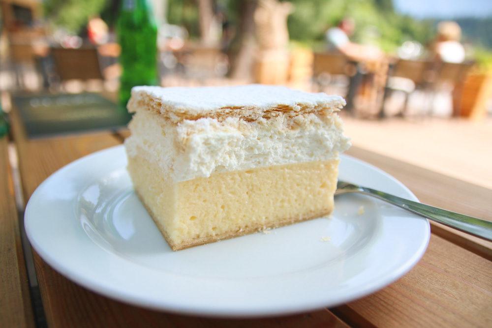 Bled Cake, Lake Bled