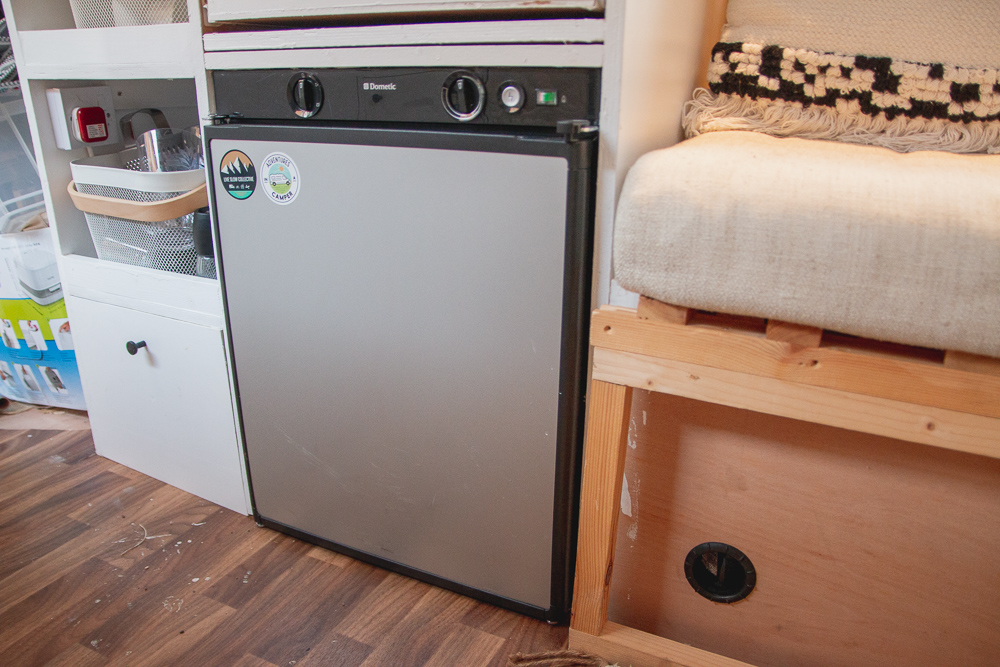 Campervan 3 Way Fridge Review
