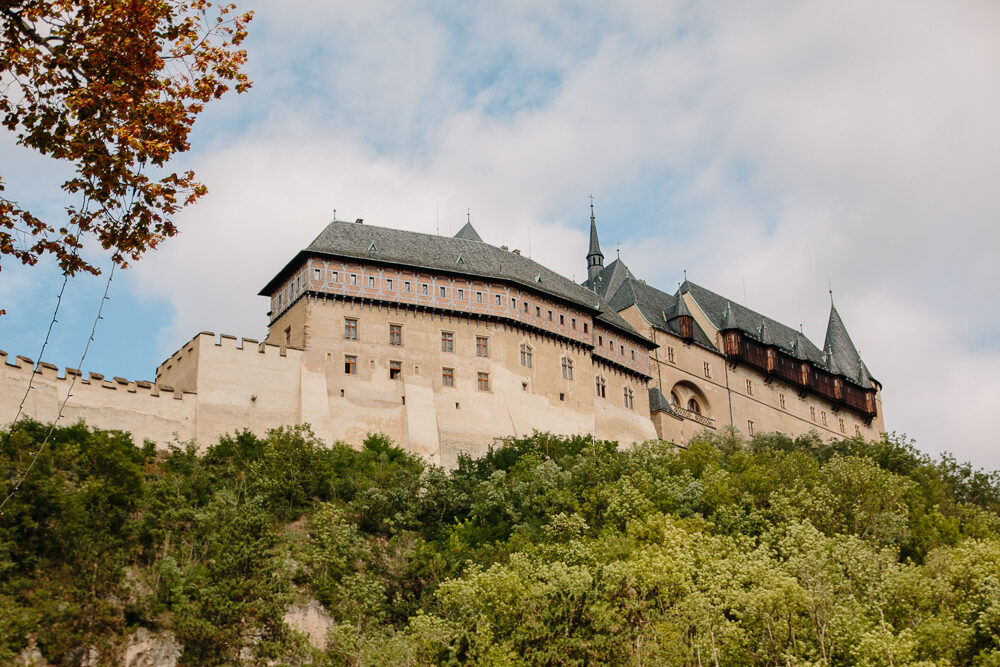 Adventures in a Camper Europe Roadtrip - Czechia