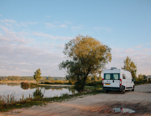 Adventures in a Camper Europe Roadtrip - Slovakia