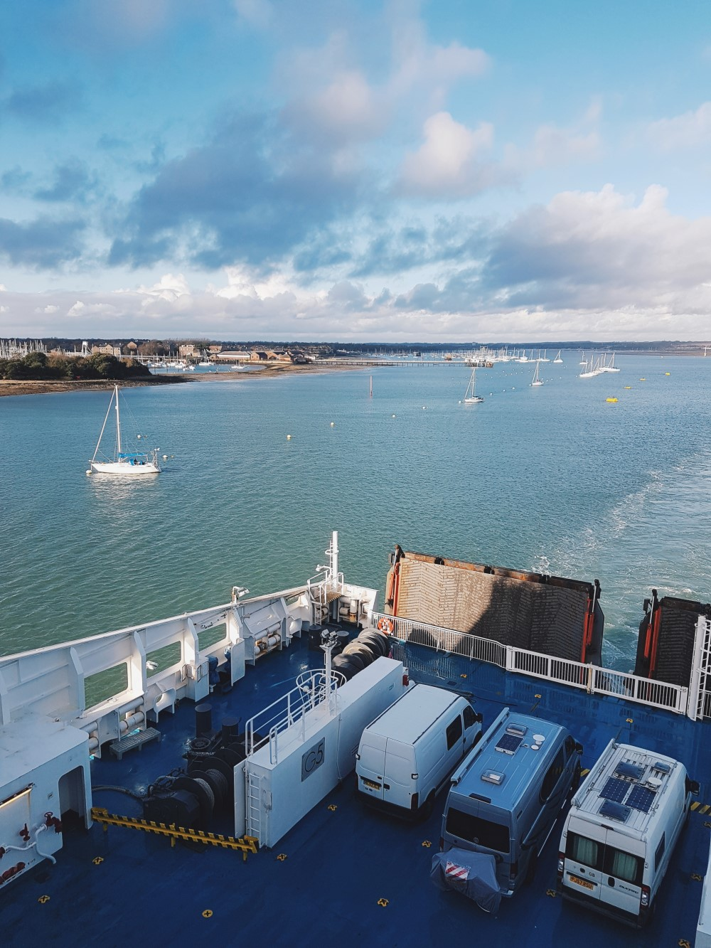 Brittany Ferries Spain to Portugal Ferry Review