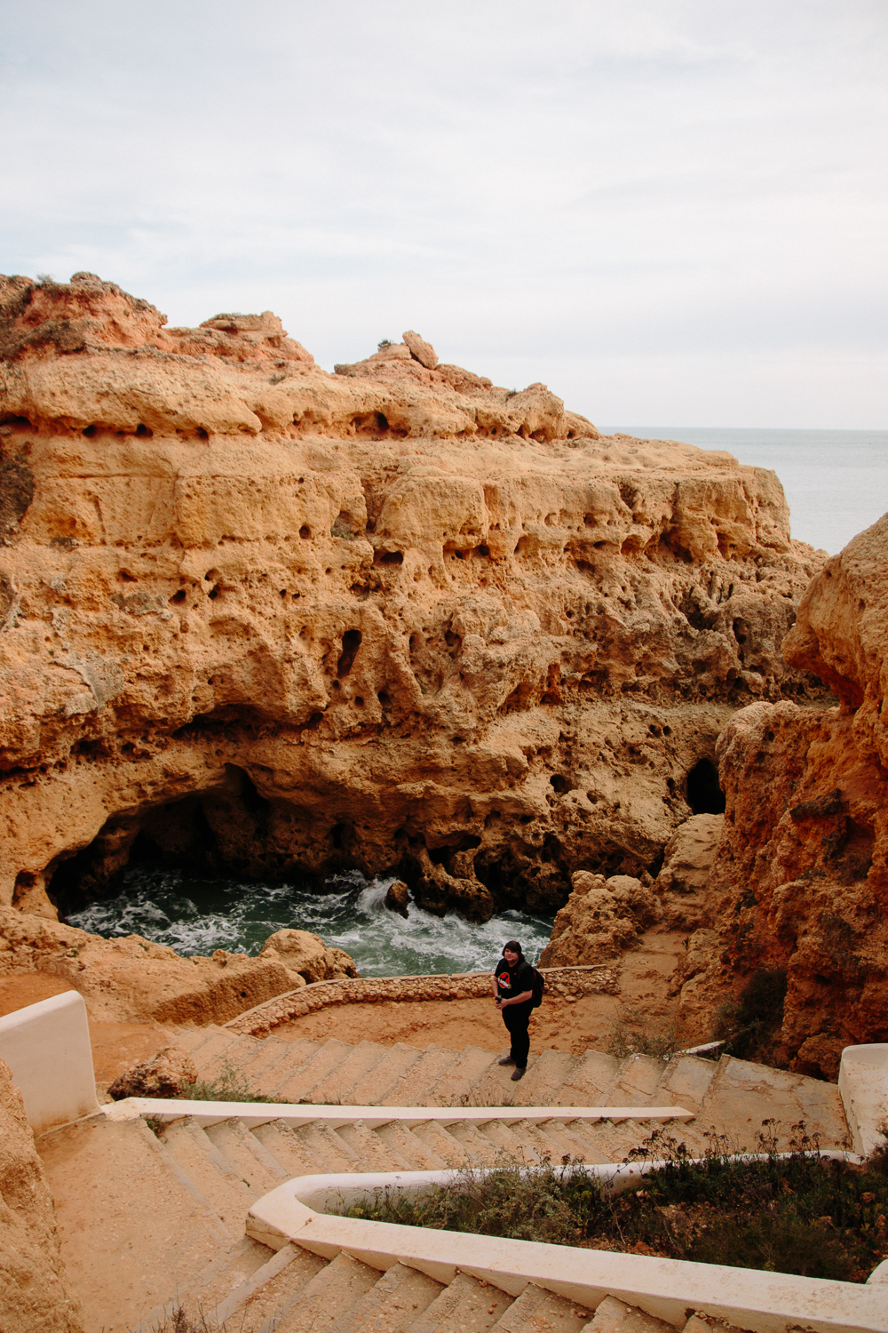 Carvoeiro Boardwalk Caves