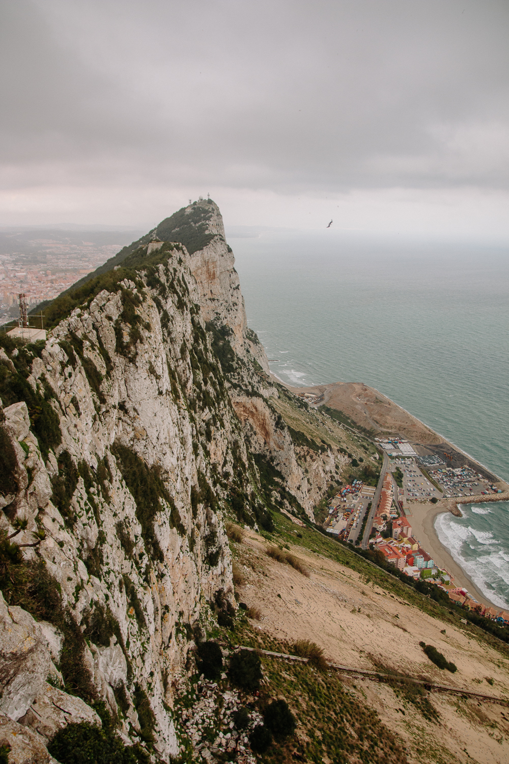 Gibraltar at the Top