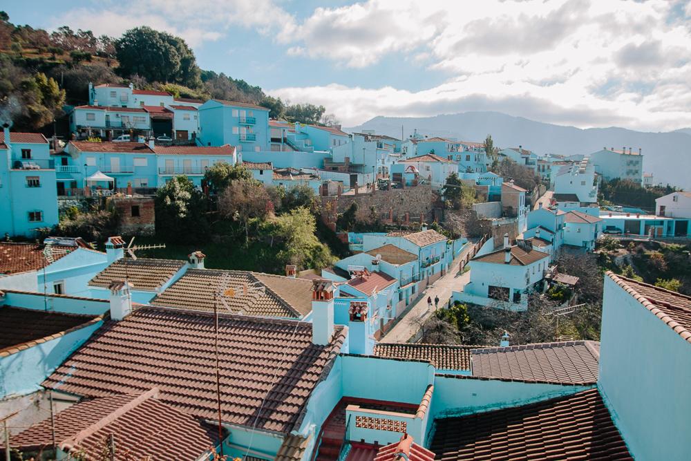 Juzcar Smurf Village Spain